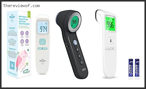 Touchless Baby Thermometer