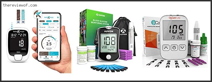Glucose Meter For Hypoglycemia